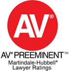 A Martindale-Hubbell® AV™ Preeminent Law Firm
